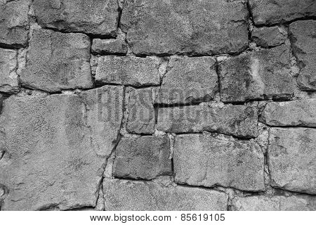 Rock Concrete Wall Background