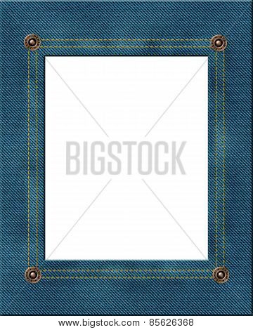 Denim Frame