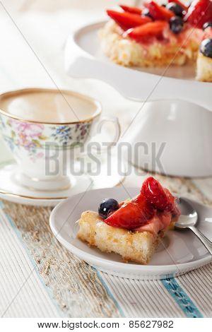 Fruit tartlete