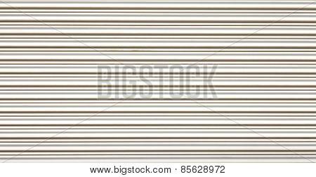 Grey galvanize steel