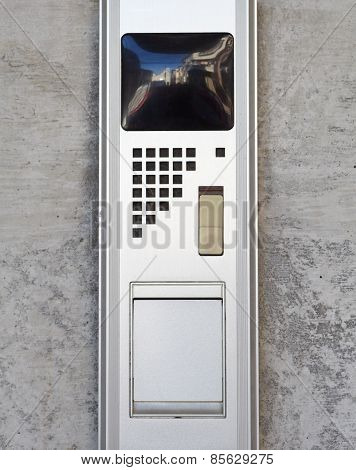 Security video intercom