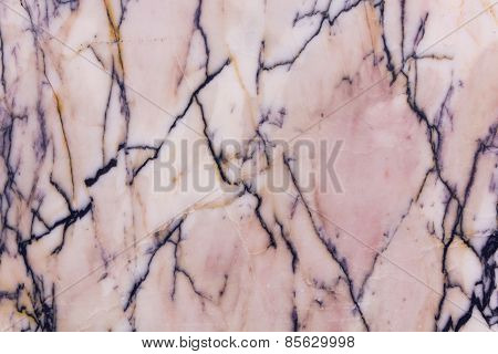 Closeup Texture With Marble Pattern As A Background