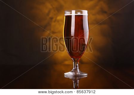 Tulip Beer Glass