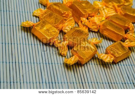 Yellow Candies