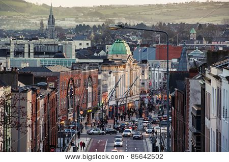 Cork city center