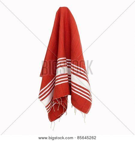 Red Peshtemal
