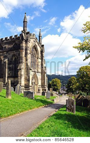 All Saints Parish Church, Bakewell.