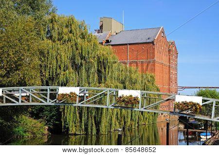 Healings Mill, Tewkesbury.