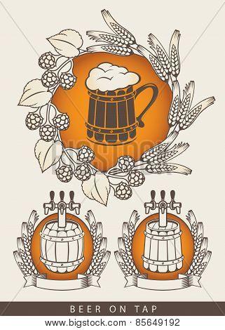 emblem for beers