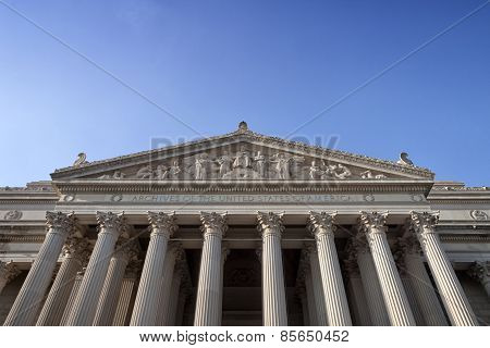 National Archives Facade
