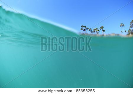 Laguna Beach from Below