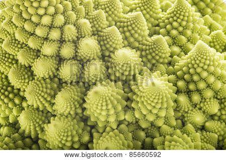 Romanesco Broccoli Vegetable Texture