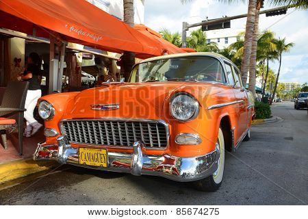 1955 Chevrolet Bel Air in Miami Beach