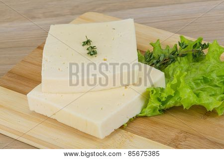 Yellow Cheddar