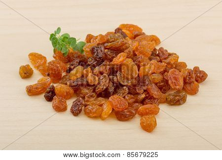 Raisin Heap