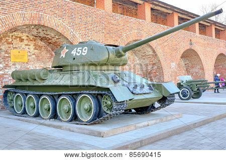 Tank ?- 34