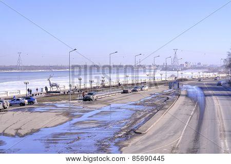 Nizhniy Novgorod. Embankment
