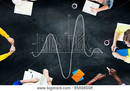 Parabola Curve Graph Science Mathematics Concept