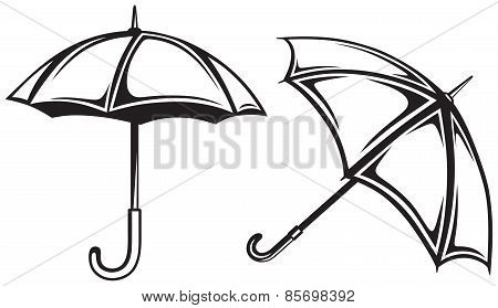 Umbrella collection