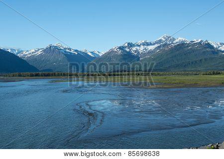 Prince William Sound Landscape