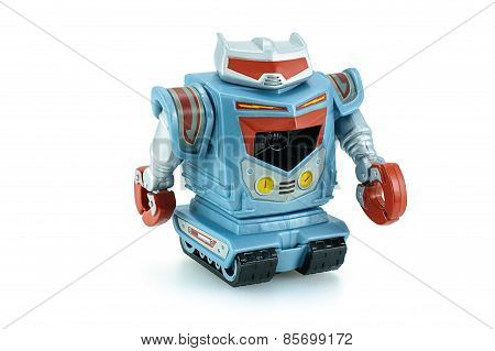 Sparks Robot Toy Character From Toy Story Animation Film.