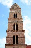 Norman bell tower in Gaeta