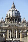 Постер, плакат: View At The Vatican
