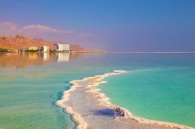 pic of crystal salt  -  Israel in October - JPG