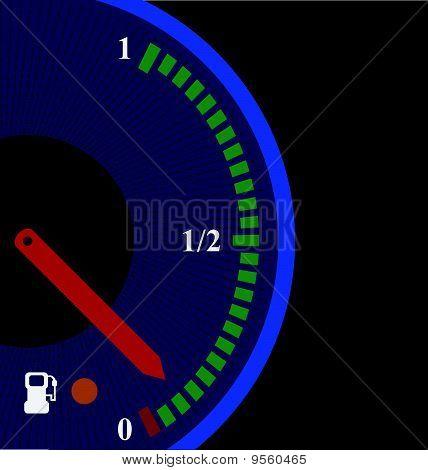 Gasolilna Indicator