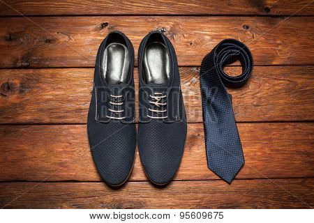 Set Of Fashionable Man's Accessories