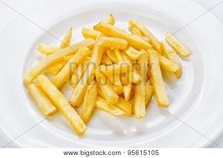 Crispy Fried Potato