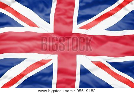 Great Britain (United Kingdom) flag.