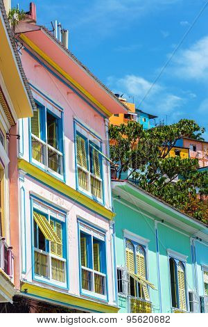 Colorful Guayaquil, Ecuador