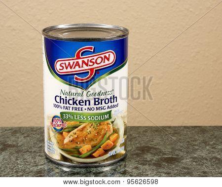 Swanson Chicken Broth