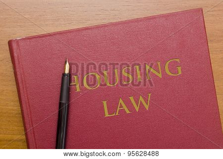 Collection Of Laws Housing Law