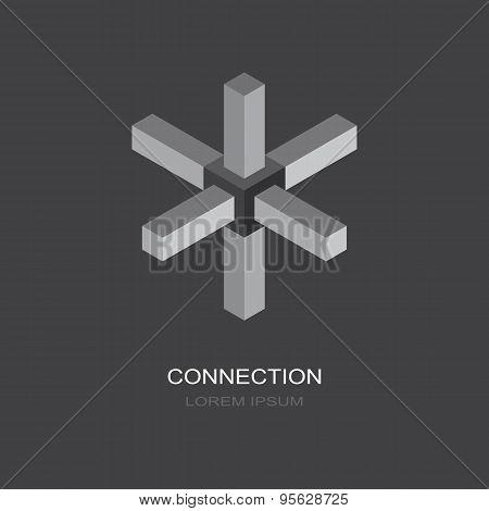 Connection Icon Or Logo