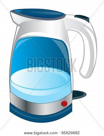 Teapot electric