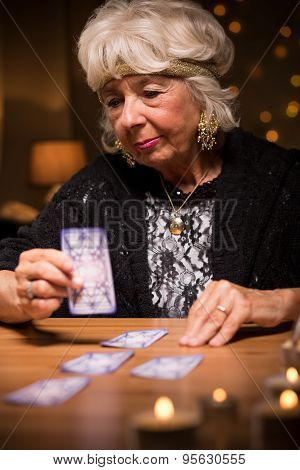 Telling Fortune From Cards