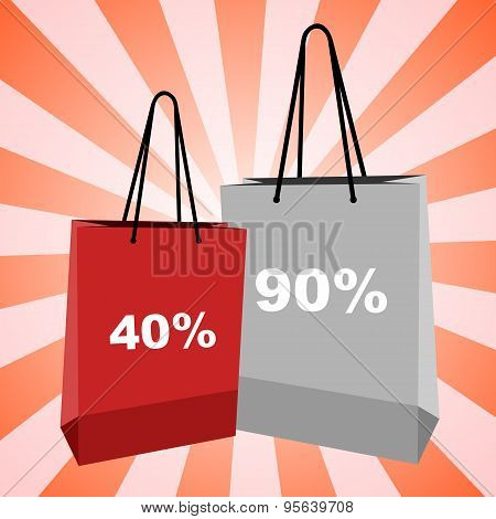 Shoping Background