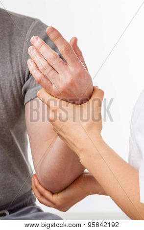 Exercising Elbow After Injury