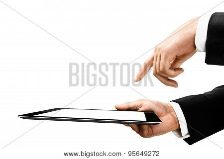 Hand Pusning Digital Touch Pad