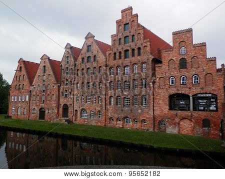 Lubeck Salt Warehouses