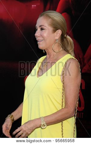 LOS ANGELES - JUL 7:  Kathie Lee Gifford at the