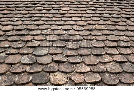 Old Roof Pattern