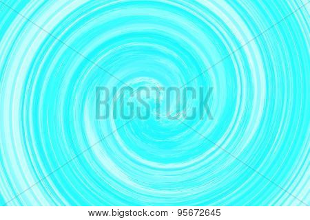 Blue spiral abstract background texture