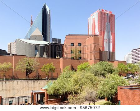 Central Business District - Johannesburg, South Africa