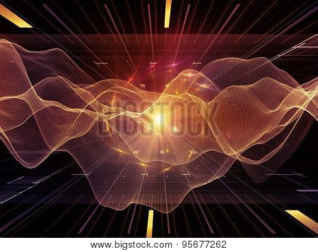 Virtual Light Waves