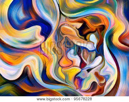Energy Of Ego Shapes