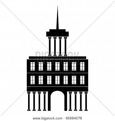 Building Icon.