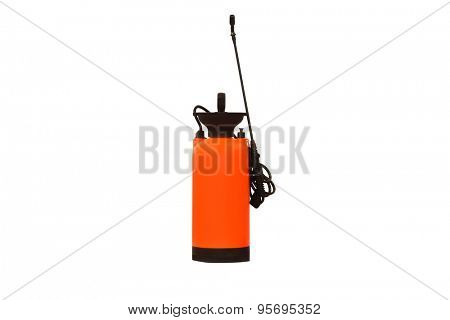 sprayer under the white background